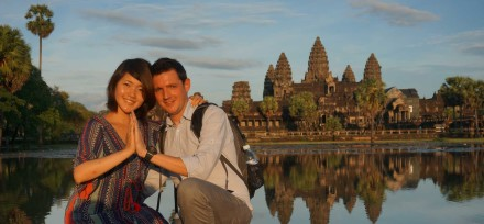 honeymoon to cambodia