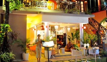 Siem Reap Where to Eat