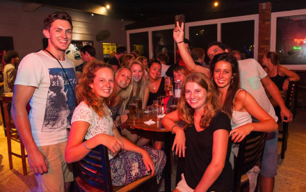 kampot nightlife iin cambodia