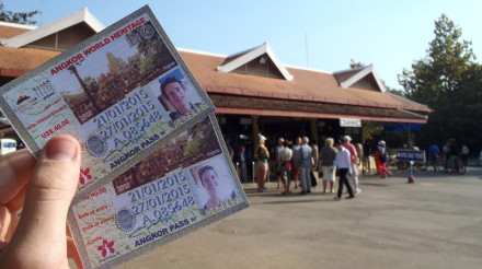 entrance fee angkor increases