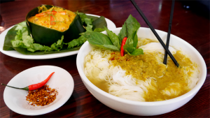 Cambodian food for USA Travelers