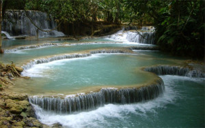 Cham Pey Waterfall Kratie