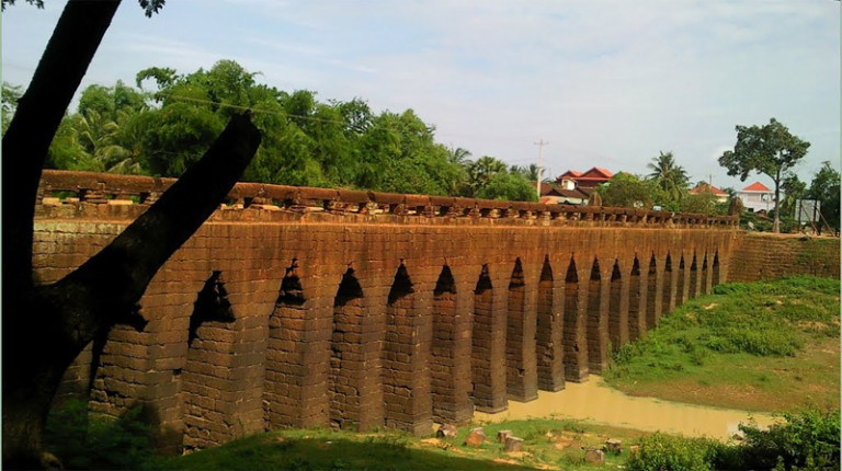 Kampong Thom in Cambodia