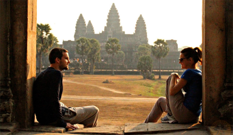 Travel to Cambodia from UK