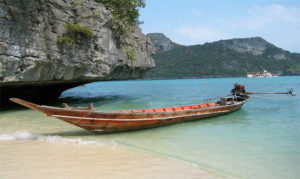 Koh Tonsay (The Rabbit Island)