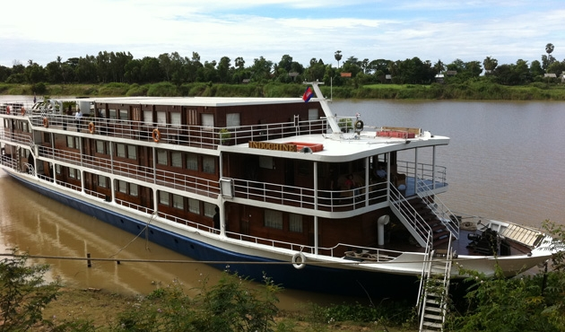RV Indochine Mekong River Cruise