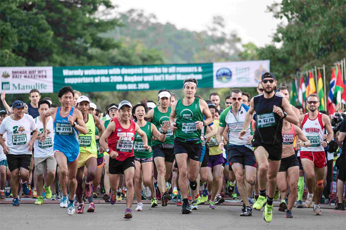 angkor wat international half marathon