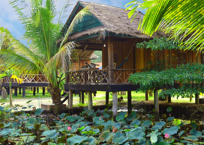 Palm Beach Bungalow Resort - Prek Svay Village, Koh Rong , Cambodia