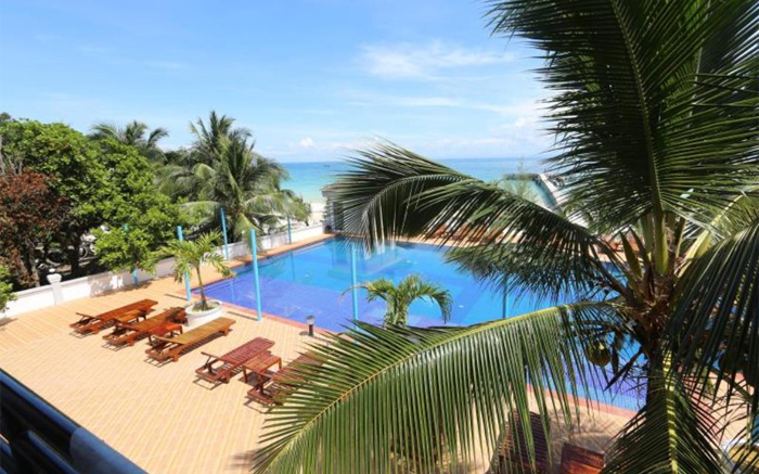 Koh Rong Resort - Koh Rong Island, Coconut Beach, around 26km from Sihanoukville City
