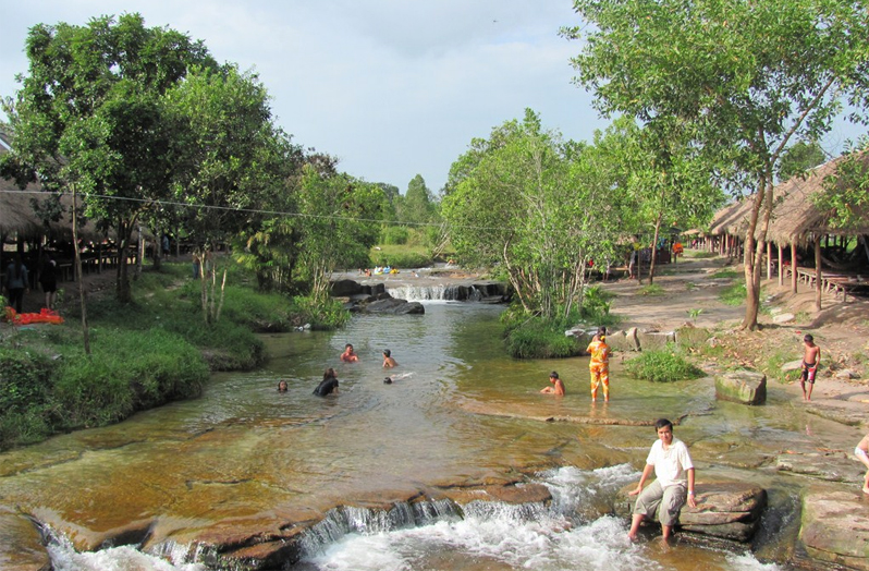 Ream National Park – One of the Most Popular Trails for Trekking in Cambodia