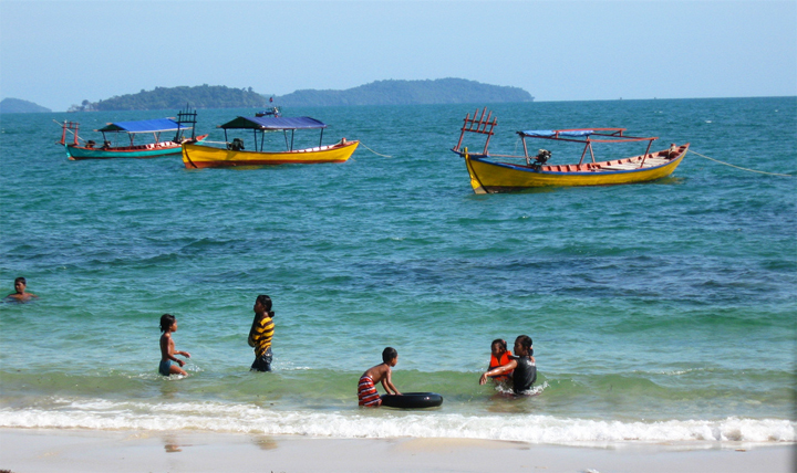 How to Get to Sihanoukville Cambodia