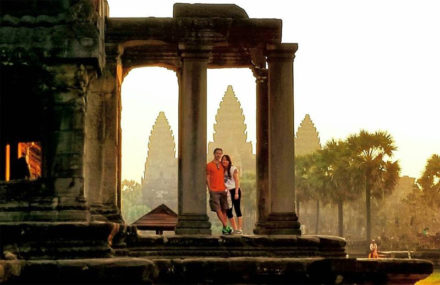 Travel to Cambodia from Canada