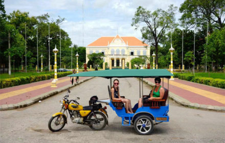 How to Get to Battambang Cambodia