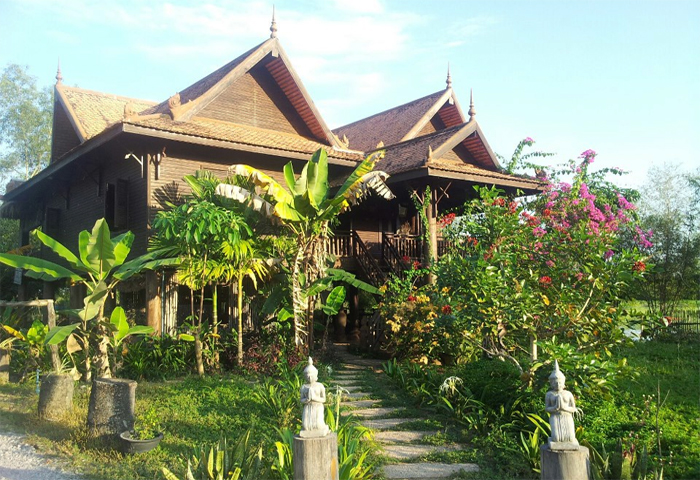 Bong Thom Homestay in Siem Reap Cambodia