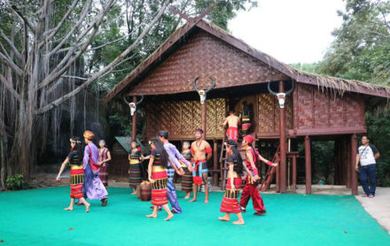 Cambodia Cultural Village in Siem Reap