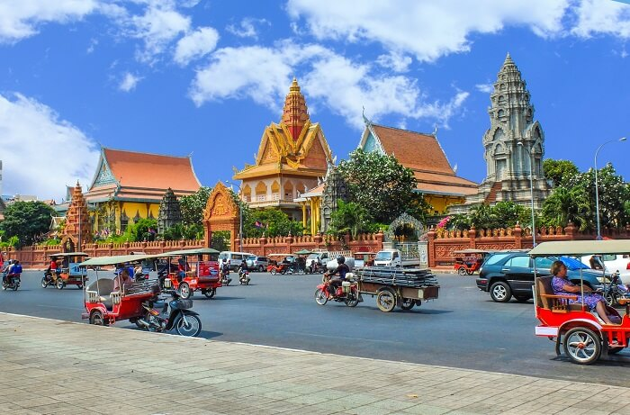 how to plan cambodia tours from vietnam