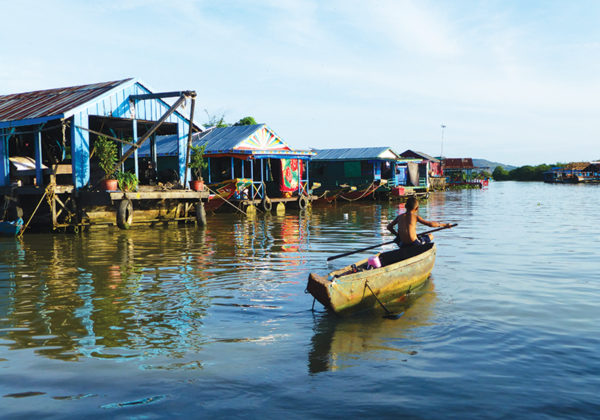 Cambodia Tour 10 Days: Tonle Sap Lake