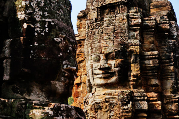 Cambodia Tour Package 4 Days: Bayon