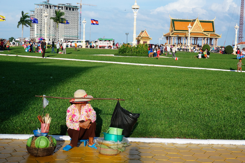 Phnom Penh City and its new development!