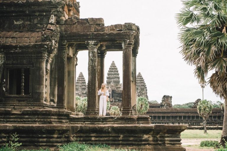 New Dress Code for Angkor Wat Tourists