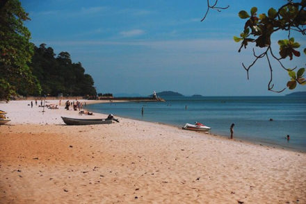 How is Kep now in Cambodia