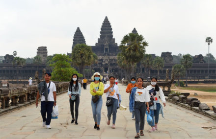 Updates about Covid-19 in Cambodia